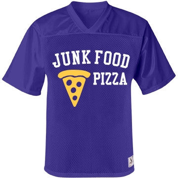 Junk Food Cheese & Tomato Turnip Pizza Jersey