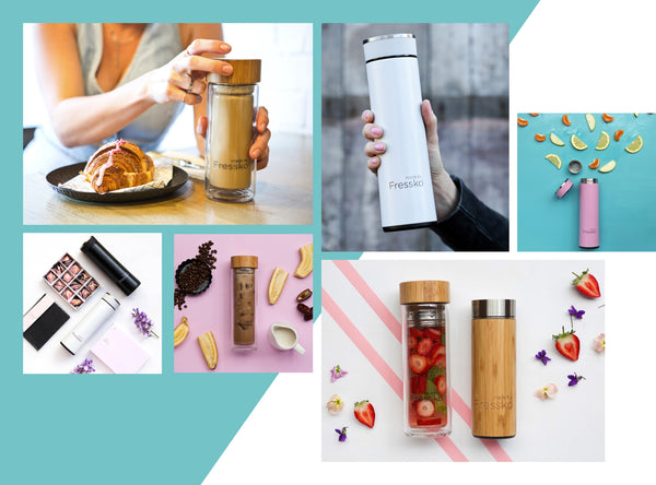 [Fressko Tumbler] TOUR 400ml FLASK