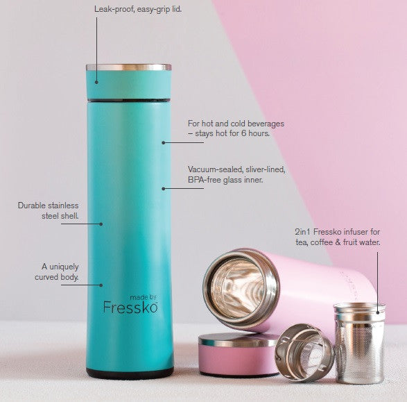 [Fressko] COLOUR 360ml FLASK
