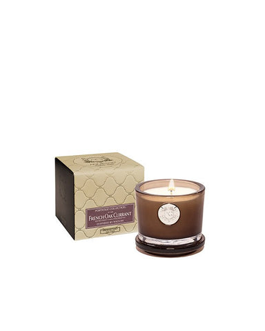 FRENCH OAK CURRANT~Small Soy Candle/Gift Box