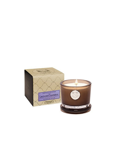LAVENDER CHAPARRAL~ Small Soy Candle/Gift Box