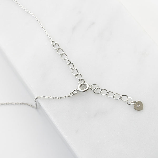 A| Arrow with CZ Sterling Silver - anelarevese - 3