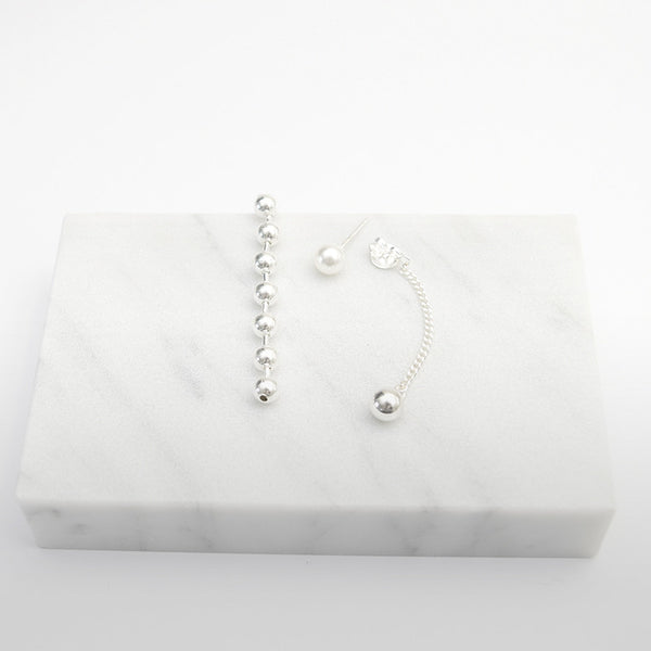 - The Champion Earrings Sterling Silver - anelarevese - 2