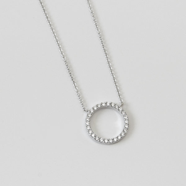 - The Circle Sterling Silver - anelarevese - 2
