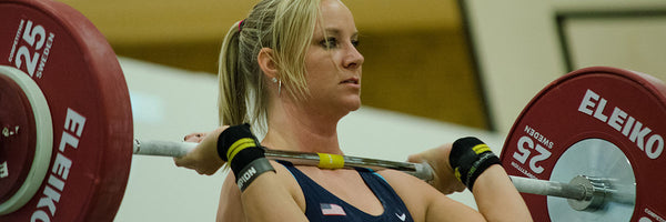 Coach Anna Martin Olympic Weightlifting