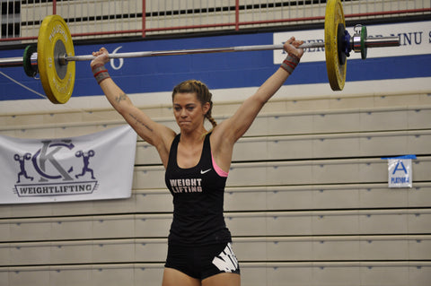 Olympic-style weightlifting, snatch, weight lifting