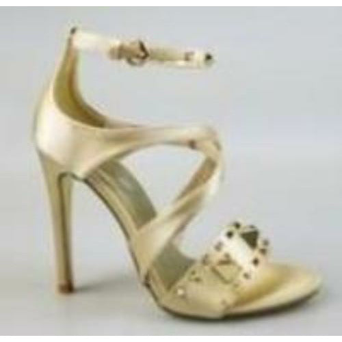 Gold Sandal High Heel