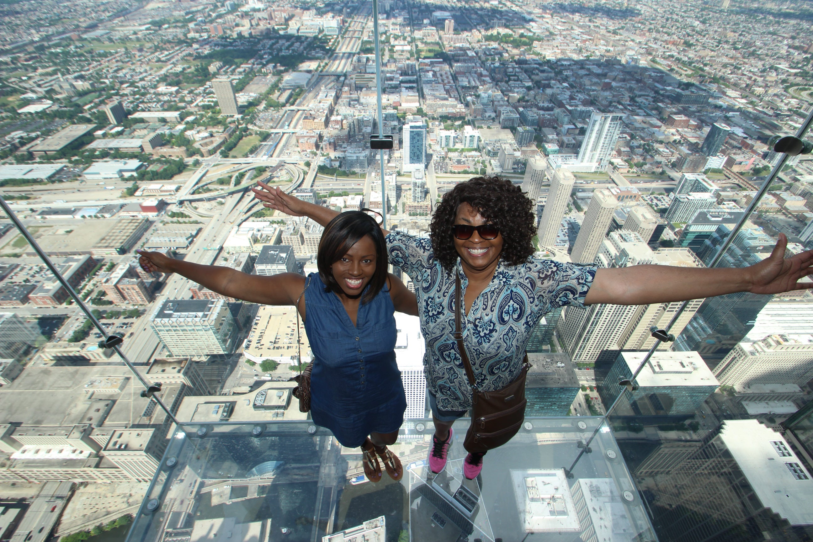 Chicago Skydeck 2016