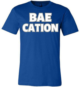 BAECATION Shirts-The Work Hard Travel Well Store