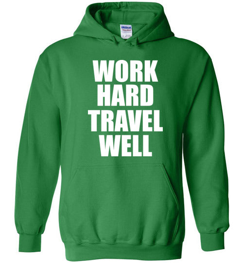 White Two-The Work Hard Travel Well Store
