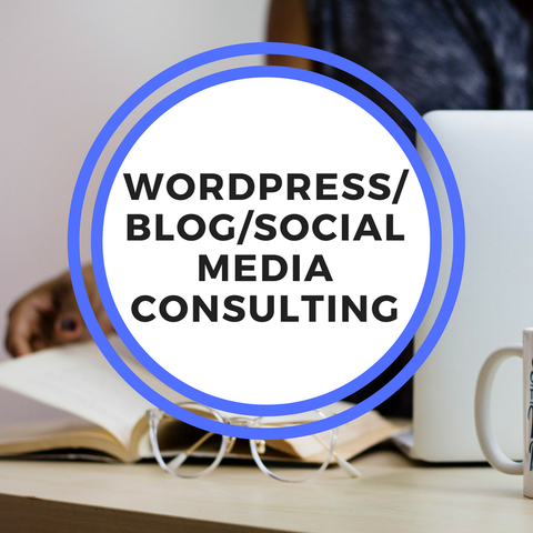 WordPress Consulting and Content Training