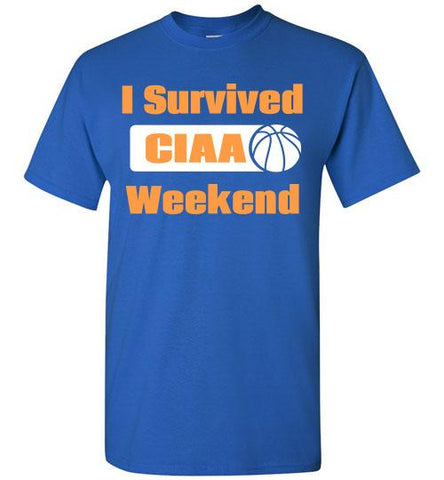 I Survived CIAA Unisex Tee