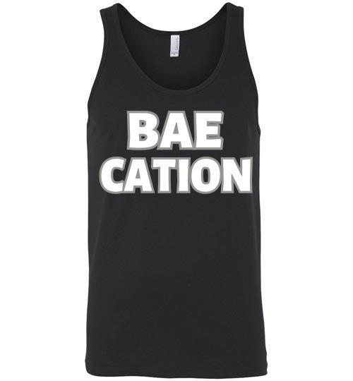 BAECATION Unisex Tank-The Work Hard Travel Well Store