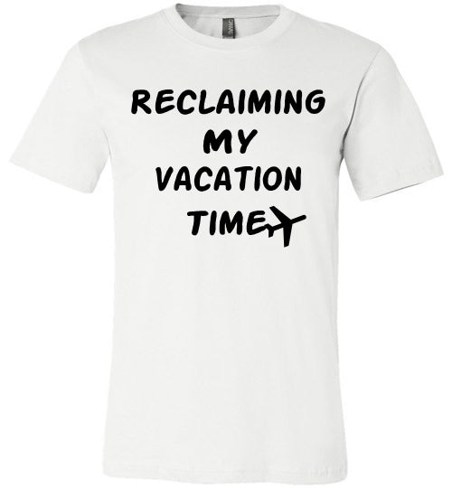 Reclaiming My Vacation Time-The Work Hard Travel Well Store