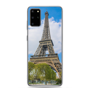 Eiffel Tower Phone Case-Samsung-The Work Hard Travel Well Store