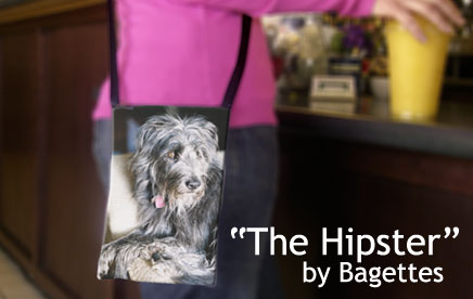 The Hipster Tote by Bagettes