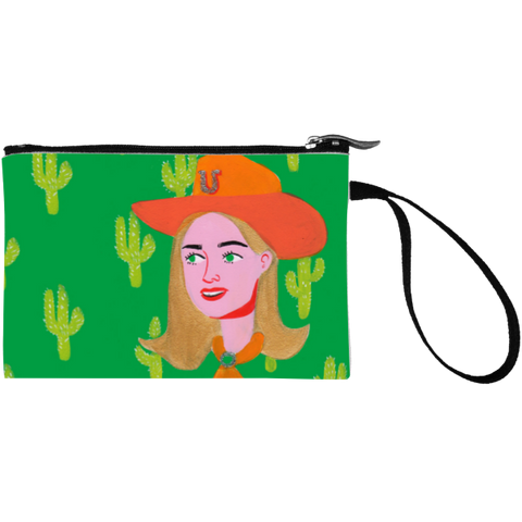 Cowgirl Mini Clutch