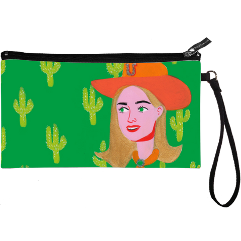 Cowgirl Wristlet