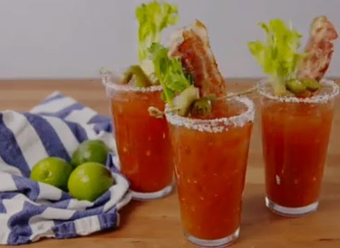 30+ Out-of-the-Box Bloody Mary Cocktail Recipes for Your Brunch Dates