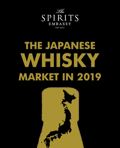 On Japanese Whiskey Market: An In-Depth Review of the Industry in 2019