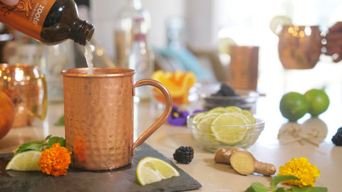 7 Essential Mixers for Your Home Bar