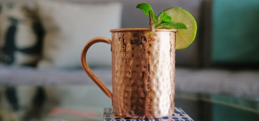 The Legend of The Moscow Mule
