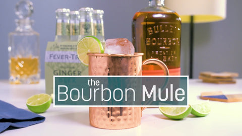 Bourbon Mule: The Recipe Plus More Details About Kentucky's Pride