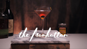 Manhattan Cocktail Recipe: A Sophisticated Pre-Dinner Cocktail