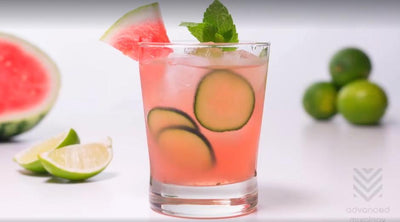 Watermelon Smash | Vodka Cocktail Drink Recipe by Advanced Mixology