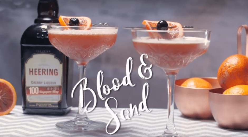 Blood and Sand Cocktail Recipe: A Complete Guide to the 1930 Classic Cocktail