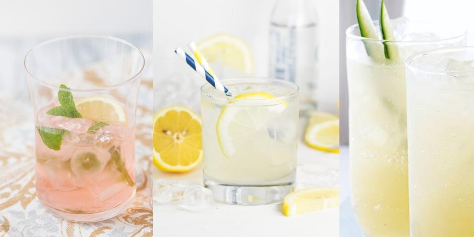 Elderflower Cocktails Inspired By Harry And Meghan's Wedding Cake