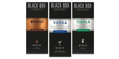 Move Over Boxed Wine, Boxed Whiskey, Tequila, and Vodka Are Coming