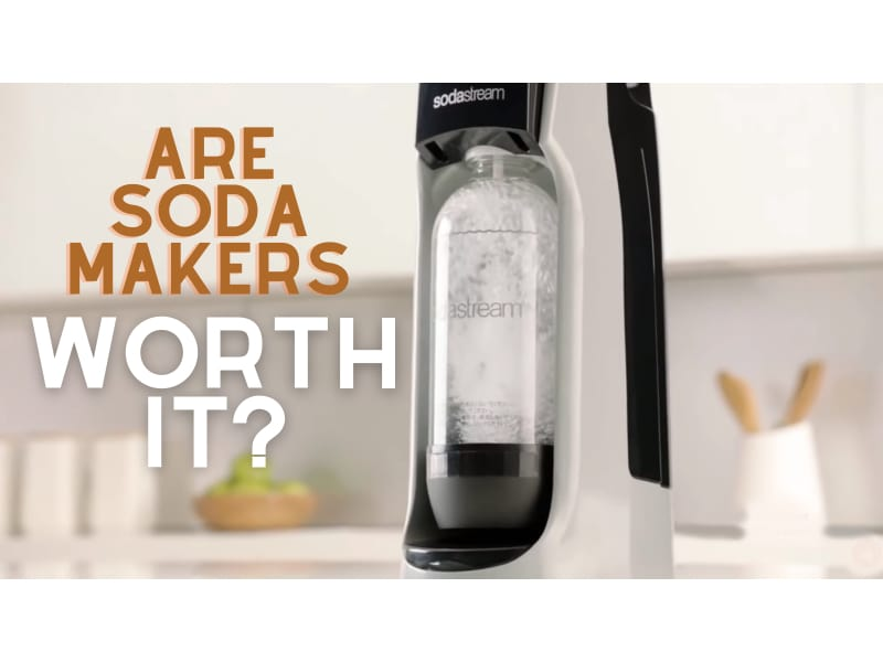 Are Home Soda Makers Worth It? Benefits Beyond Price