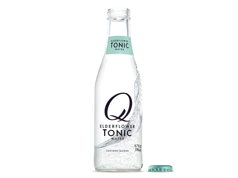 Q Elderflower Tonic Water
