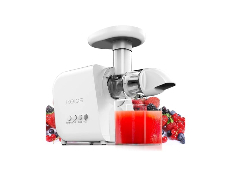 KOIOS Masticating Juicer Slow Extractor