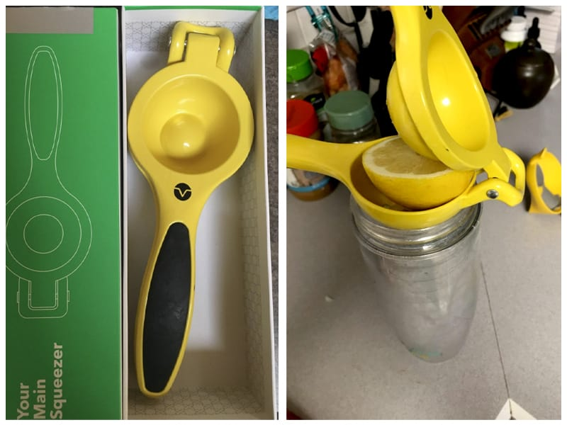 Vremi Lime Squeezer Press Customer Images