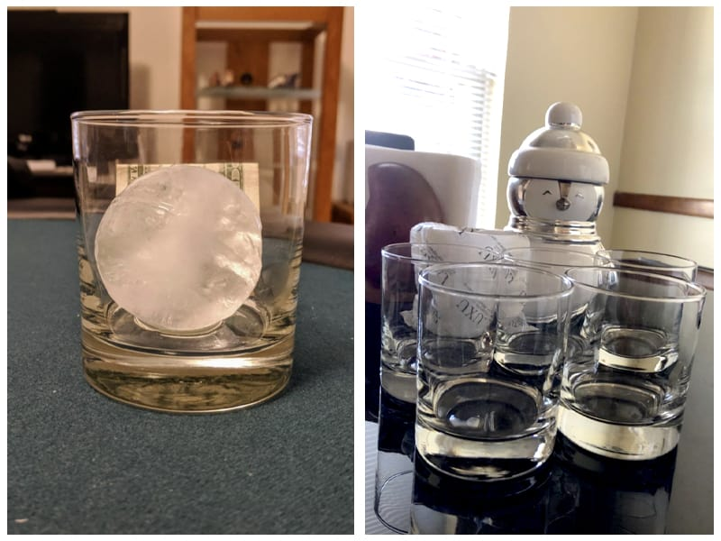 Rock Style Old Fashioned Whiskey Glass Customer Images