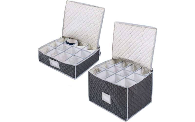 Woffit Protection Stemware Chest