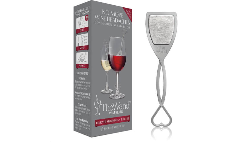 The Wand Wine Filter