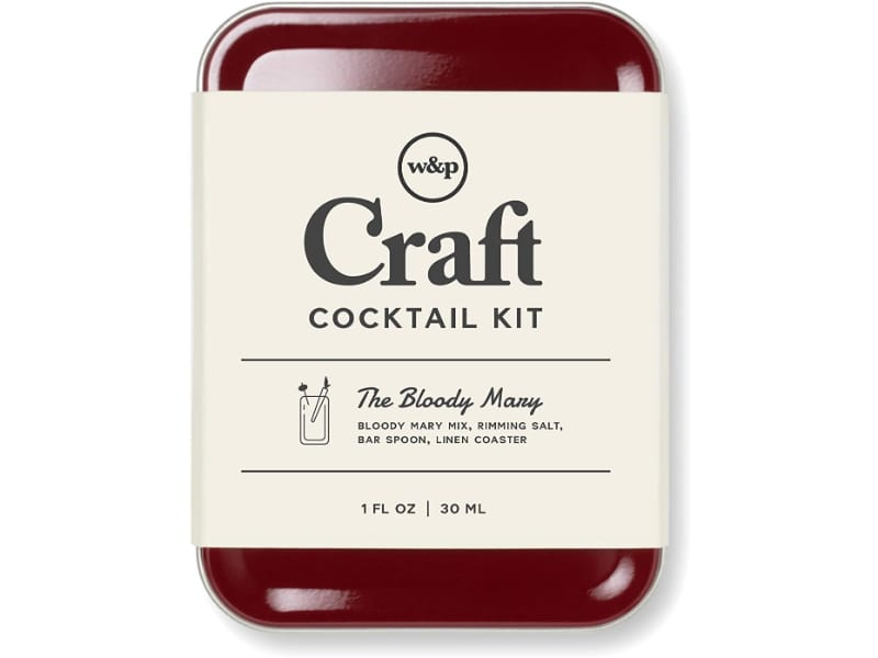 W&P Bloody Mary Craft Cocktail Kit