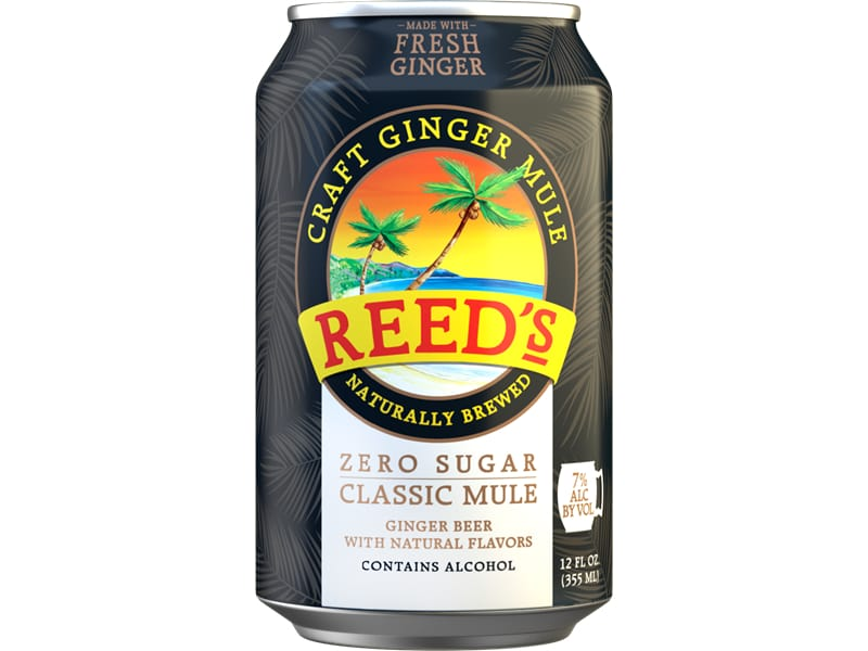 Reed's Craft Ginger Mule
