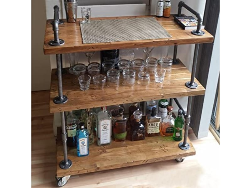 WGX Design For You Serving Cart