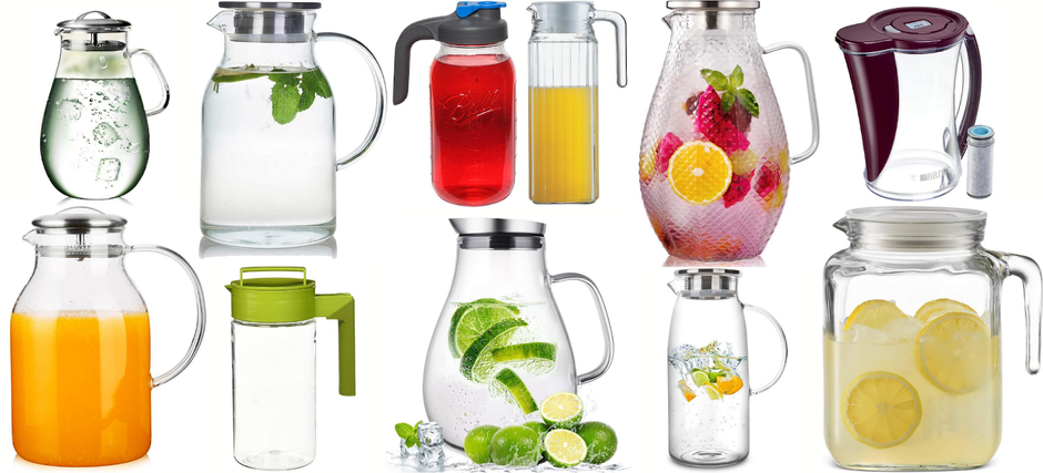 16 Best Glass Pitchers: Buying Guide and Reviews