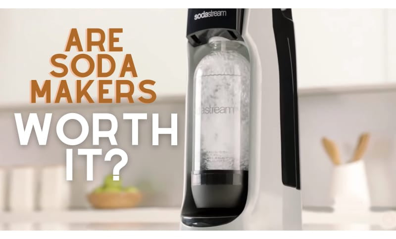 Soda makers are worthwhile in more ways than one. If you want to learn the advantages of owning one, be sure to read this article.