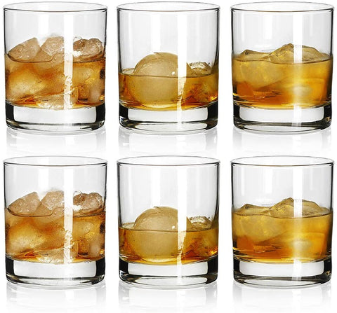 Bavel Rock Style Old Fashioned Glasses