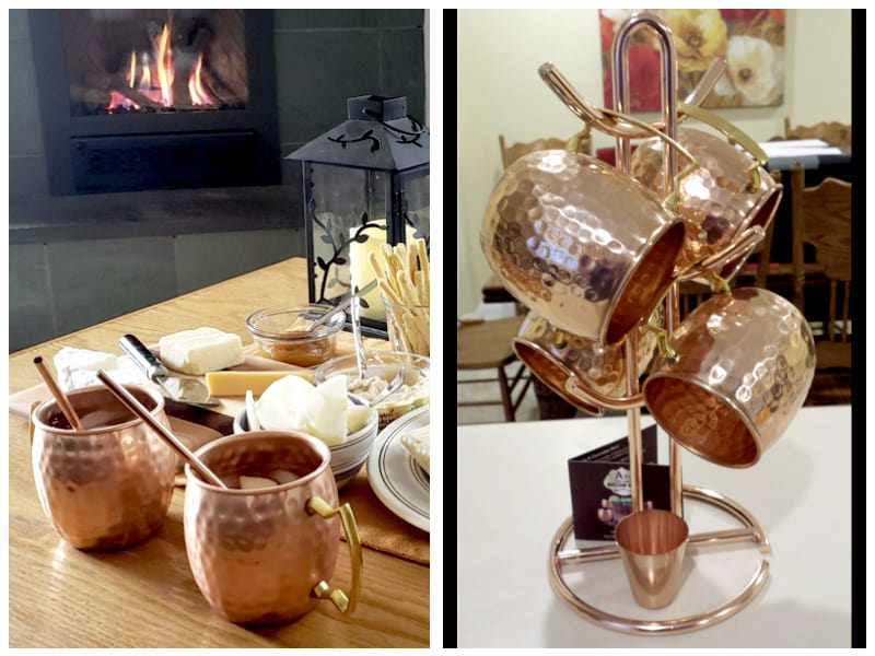 A29 Pure Copper Mint Julep Cup Customer Images