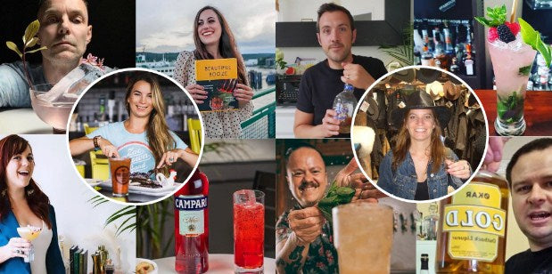World's Best Mixologists of September 2020