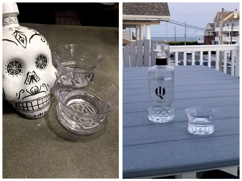 The Oaxaca Tequila Glass Customer Images