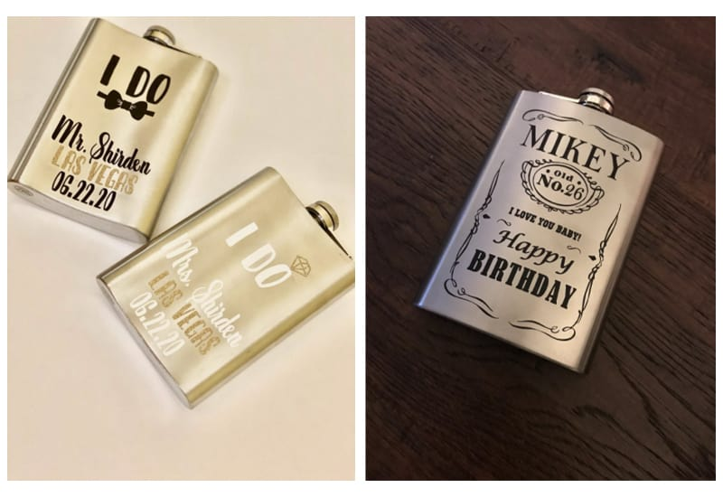 Top Shelf Stainless Steel Flask & Funnel Set Customer Images