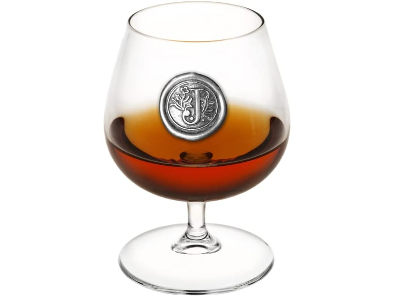English Pewter Company Brandy Snifter